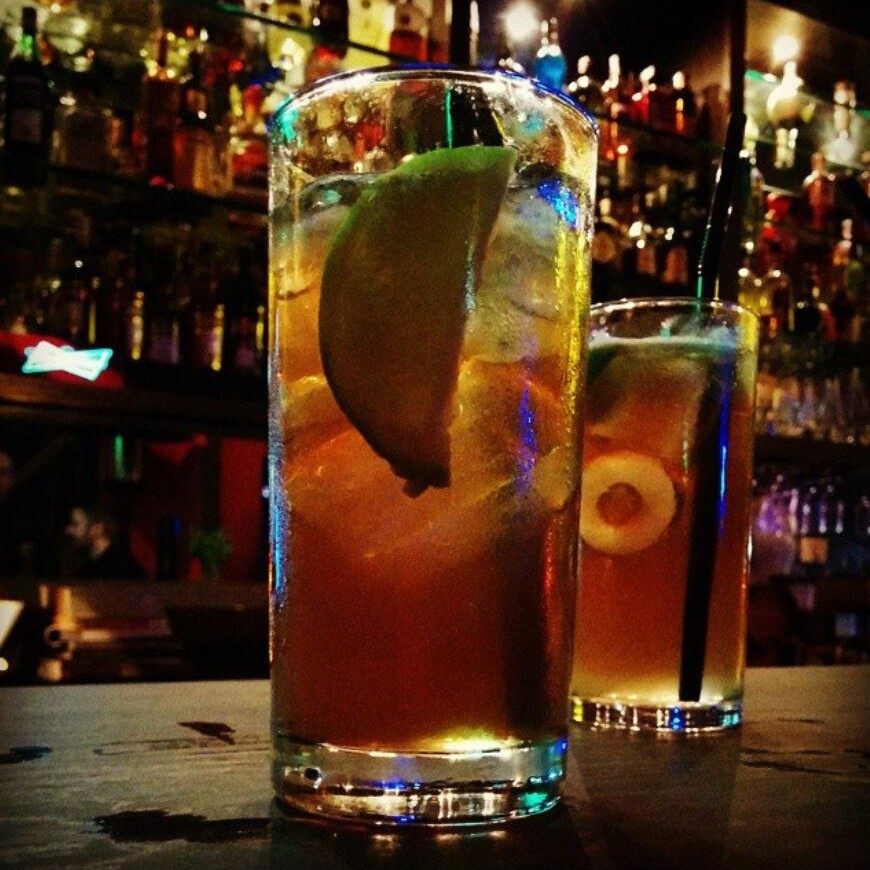 Long island ice tea drink opskrift