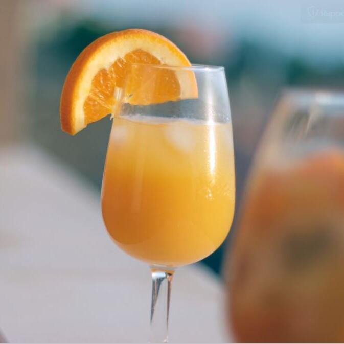 Mimosa drink opskrift